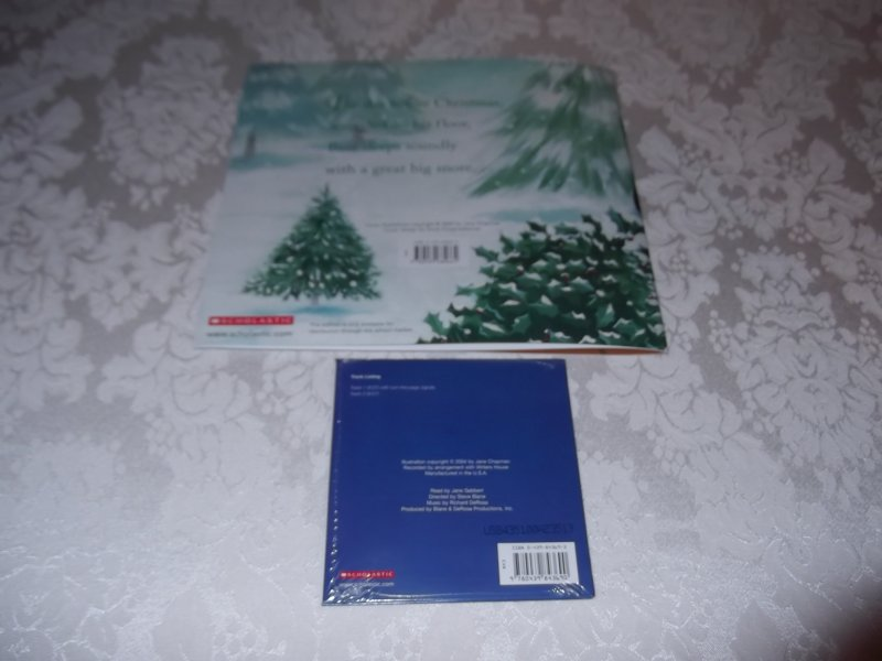 Image 5 of Bear Stays Up For Christmas Karma Wilson brand new sc with sealed audio CD