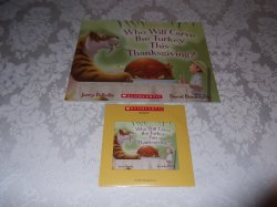 Who Will Carve the Turkey This Thanksgiving? Audio CD and brand new sc Pallotta