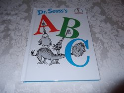 Dr. Seuss's ABC brand new original size hc