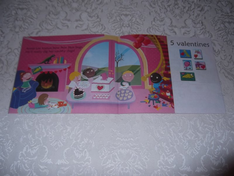 Image 4 of 10 Valentine Friends A Holiday Counting Book Janet Schulman Brand New SC