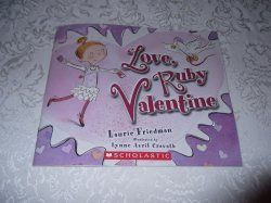 Love, Ruby Valentine Laurie Friedman Brand New Softcover