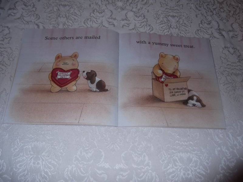 Image 8 of The Best Thing About Valentines Eleanor Hudson Brand New Softcover