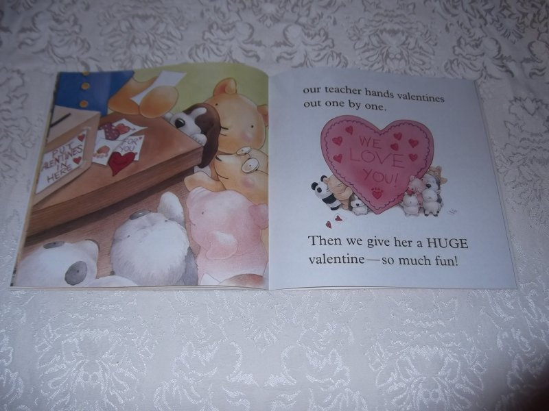 Image 3 of The Best Thing About Valentines Eleanor Hudson Brand New Softcover