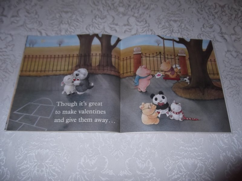 Image 2 of The Best Thing About Valentines Eleanor Hudson Brand New Softcover