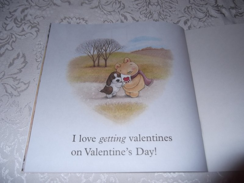 Image 1 of The Best Thing About Valentines Eleanor Hudson Brand New Softcover