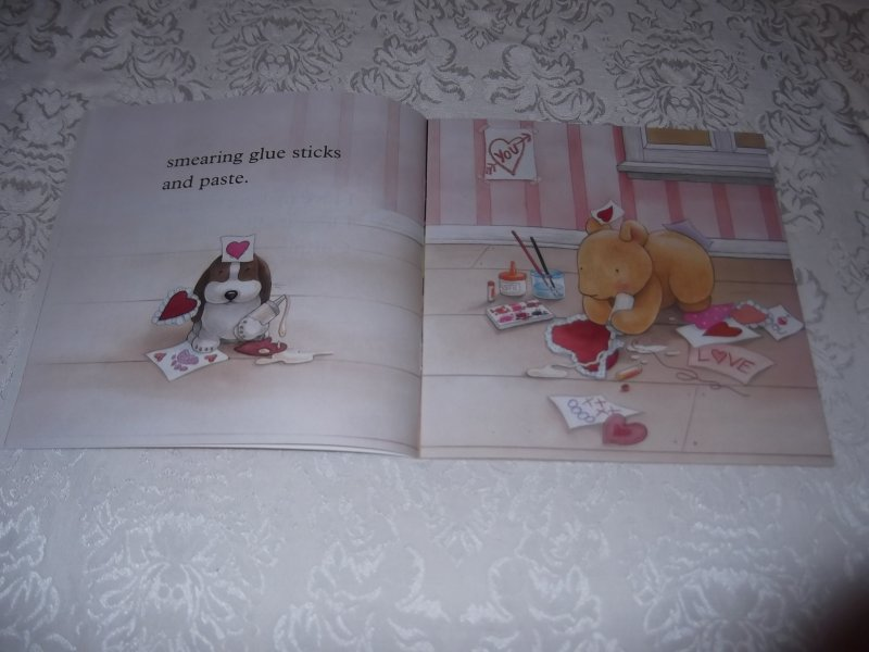 Image 14 of The Best Thing About Valentines Eleanor Hudson Brand New Softcover