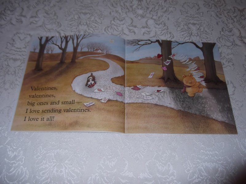 Image 10 of The Best Thing About Valentines Eleanor Hudson Brand New Softcover