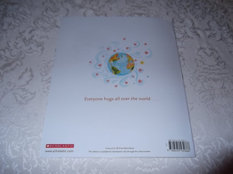 Image 12 of Big Hugs, Little Hugs Felicia Bond Brand New Softcover
