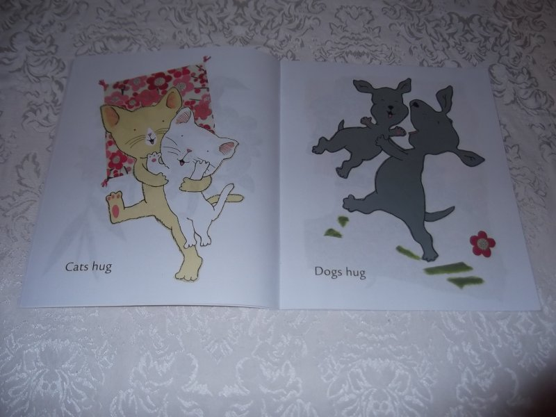 Image 10 of Big Hugs, Little Hugs Felicia Bond Brand New Softcover