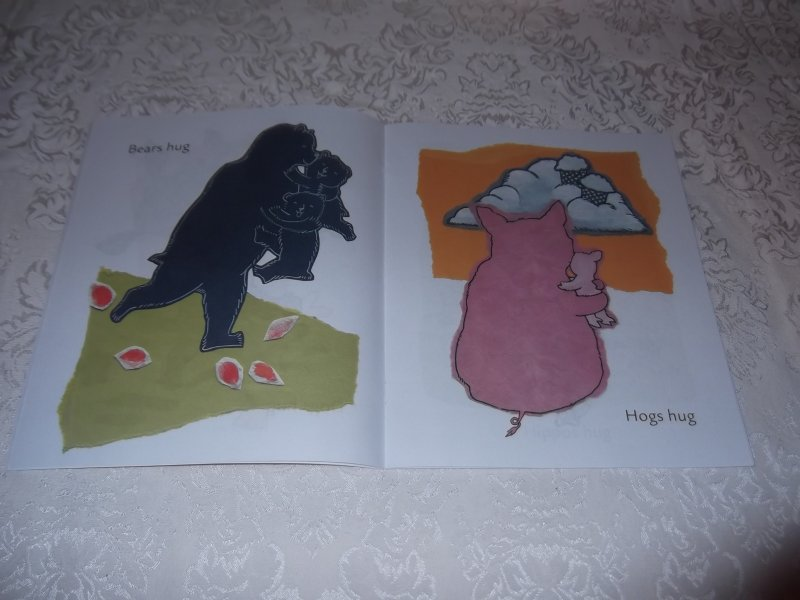 Image 9 of Big Hugs, Little Hugs Felicia Bond Brand New Softcover