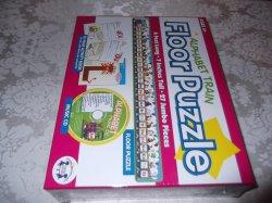 '.Alphabet Train Puzzle, CD.'