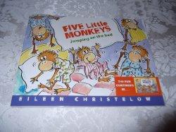 '.Five Little Monkeys Jumping .'