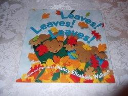 Leaves! Leaves! Leaves! Nancy Elizabeth Wallace brand new sc