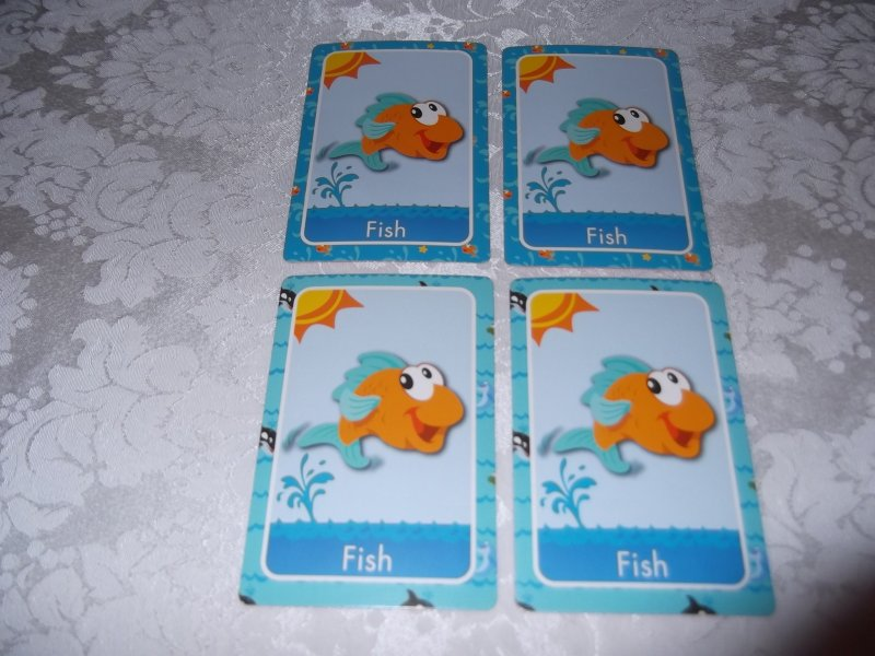 Fisher price go fish game brand new animal cards in box for Go fish store