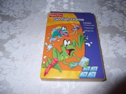 Fisher Price Go Fish Game brand new animal cards in box