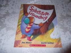 Substitute Groundhog Pat Miller brand new sc