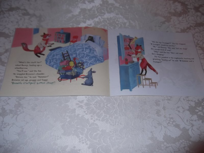 Image 1 of Brownie Groundhog and the Wintry Surprise Susan Blackaby Brand New SC