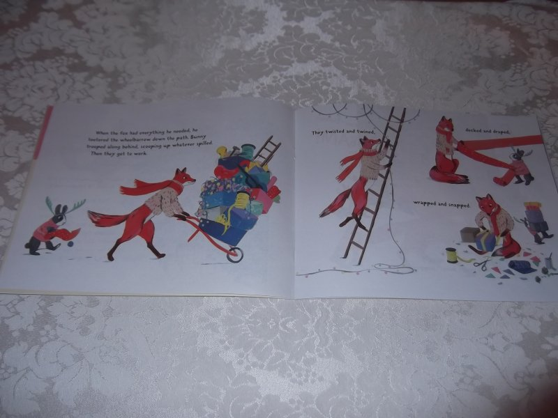 Image 2 of Brownie Groundhog and the Wintry Surprise Susan Blackaby Brand New SC