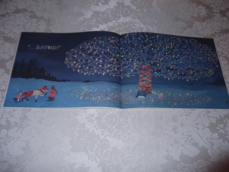 Image 4 of Brownie Groundhog and the Wintry Surprise Susan Blackaby Brand New SC
