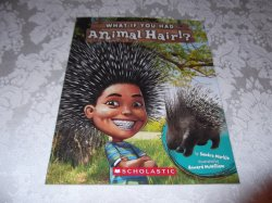 What If You Had Animal Hair? Sandra Markle brand new sc