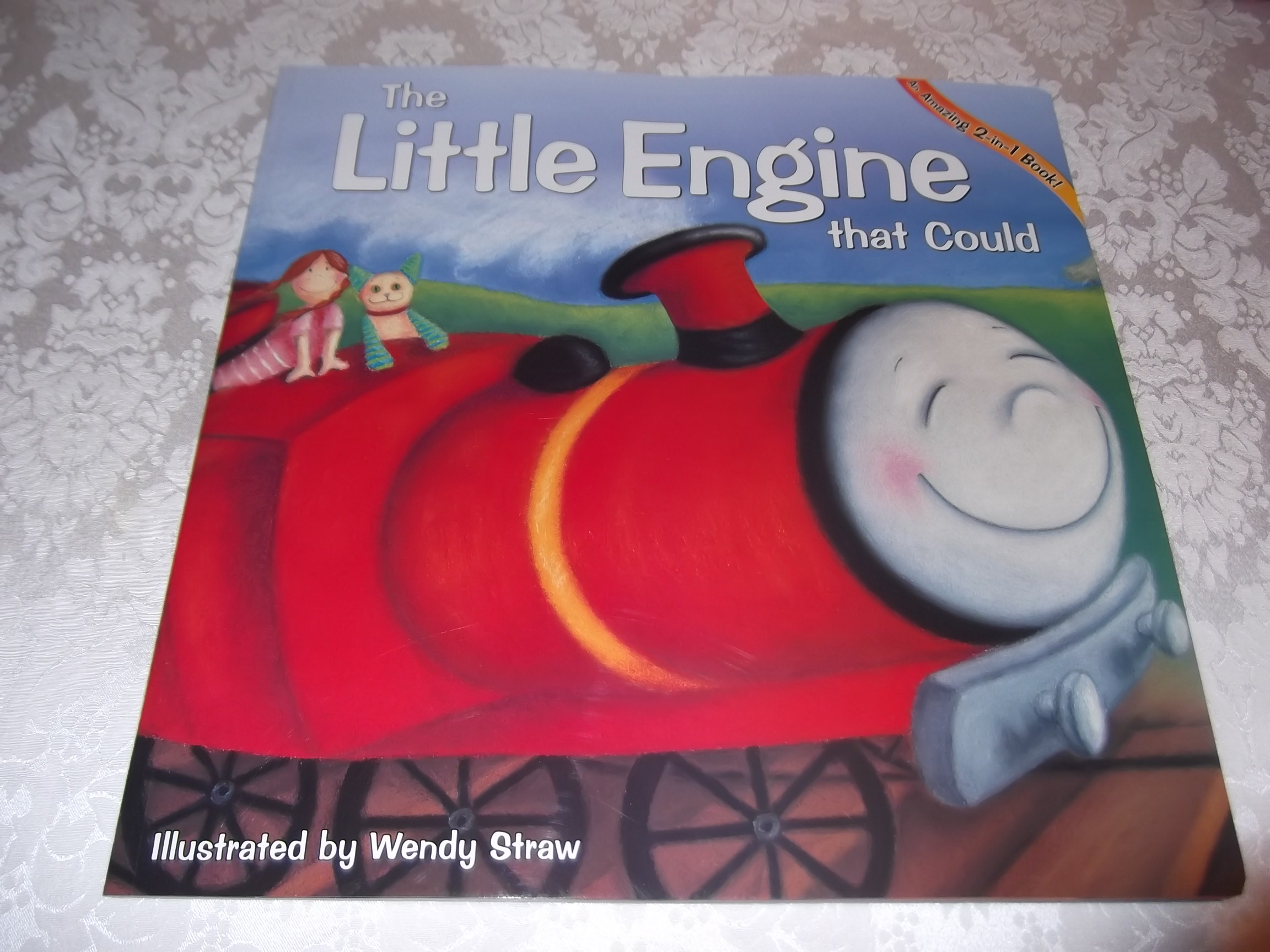 The Little Engine That Could, Humpty Dumpty and Friends 2 in 1 Big Book W. Straw