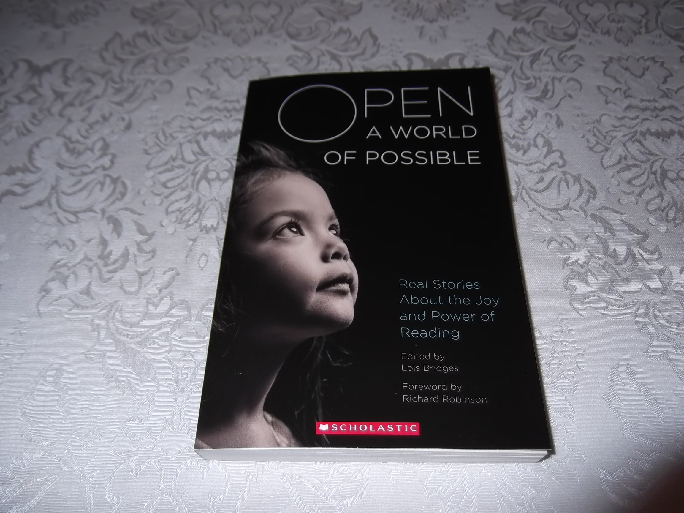 Open A World Of Possible Edited by Lois Bridges Brand New SC