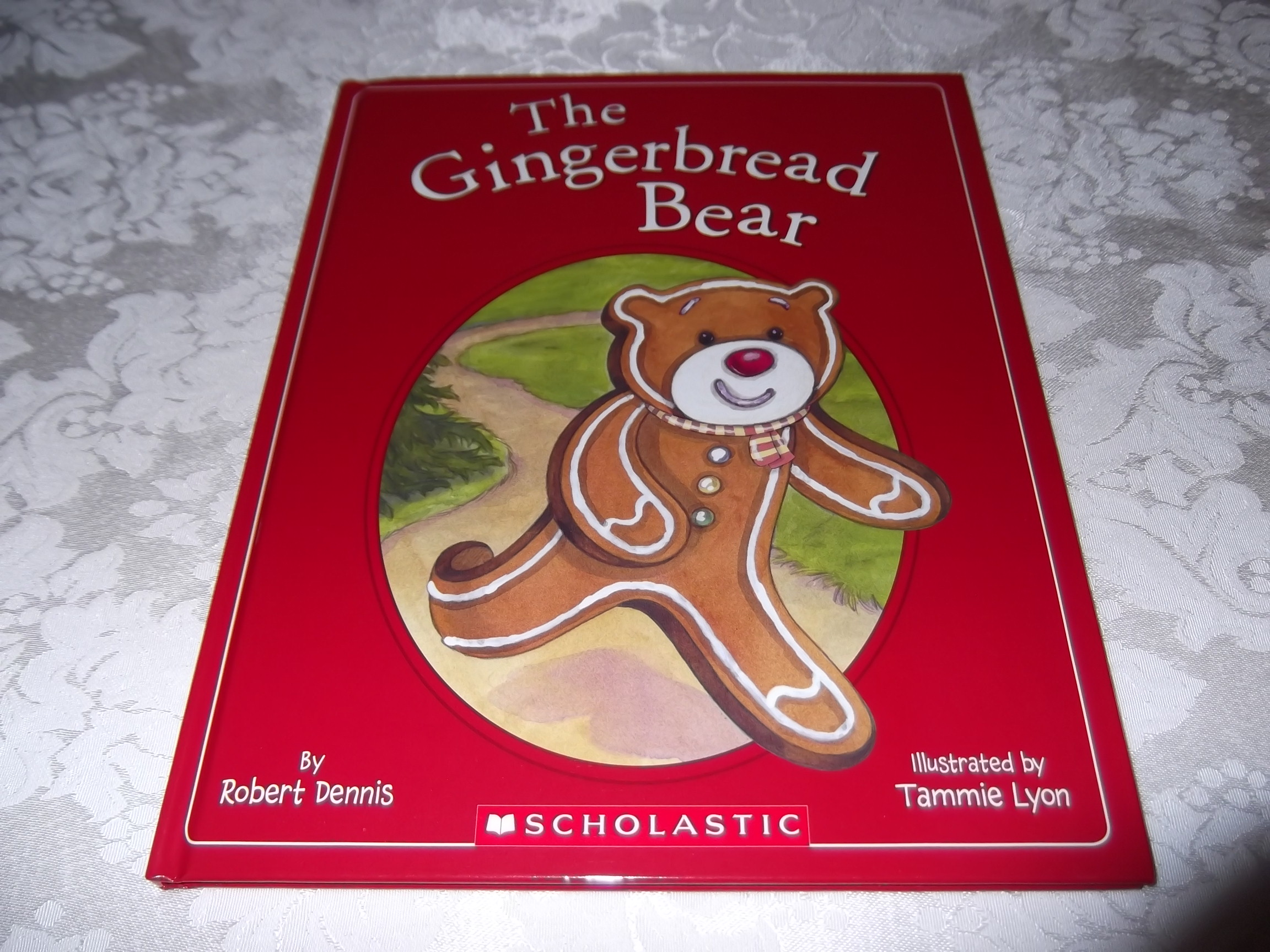 The Gingerbread Bear Robert Dennis Brand New Hardcover