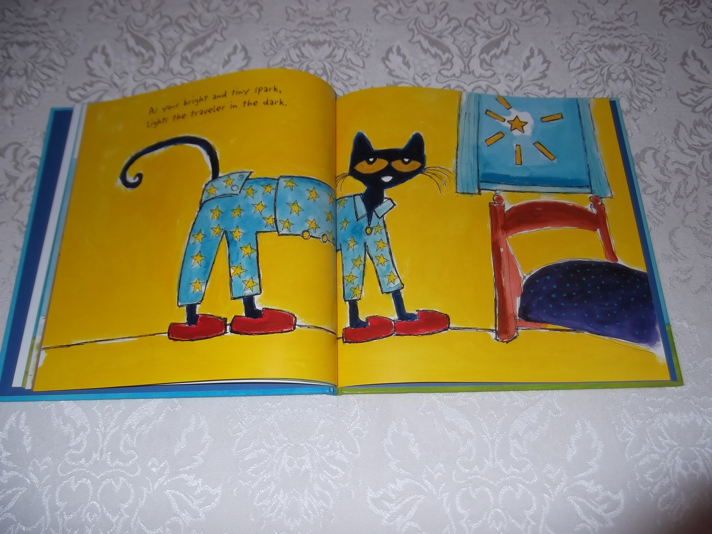 Image 6 of Pete the Cat Twinkle, Twinkle, Little Star James Dean Brand New HC