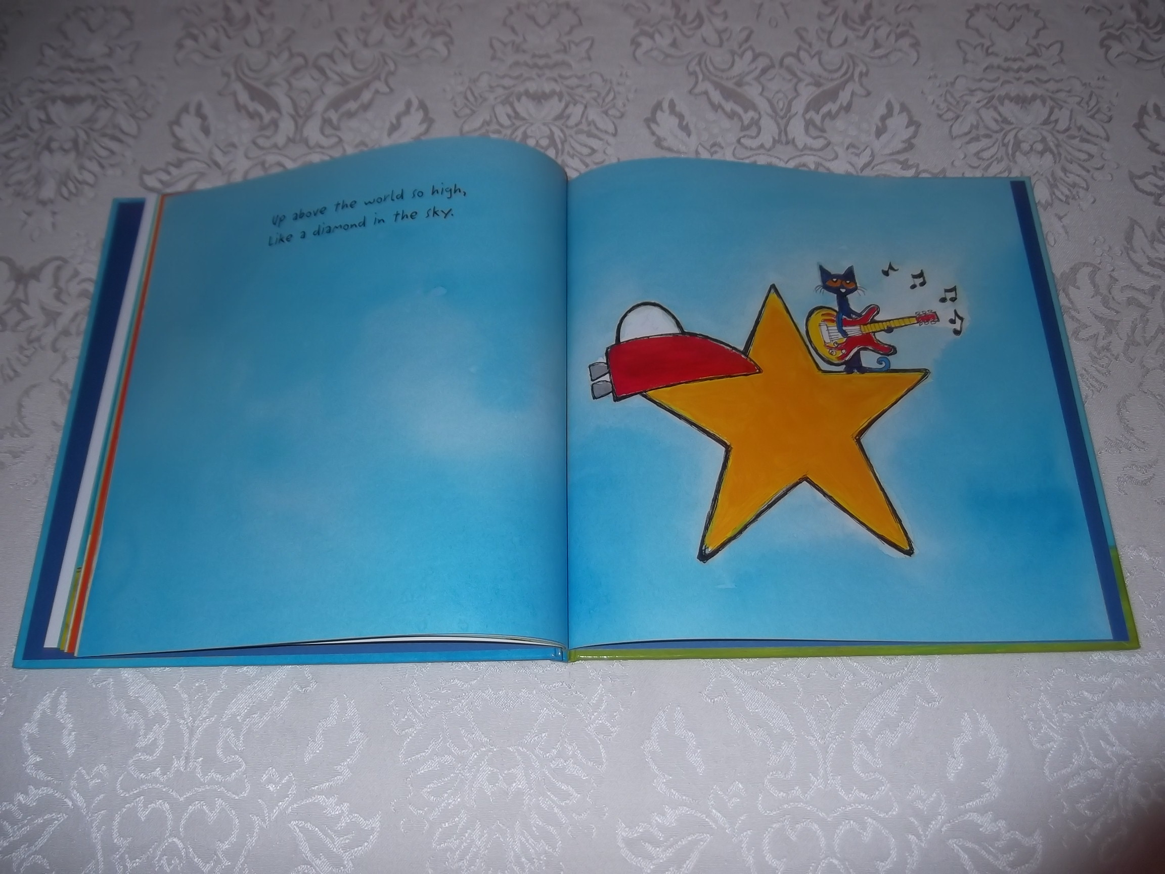 Image 3 of Pete the Cat Twinkle, Twinkle, Little Star James Dean Brand New HC
