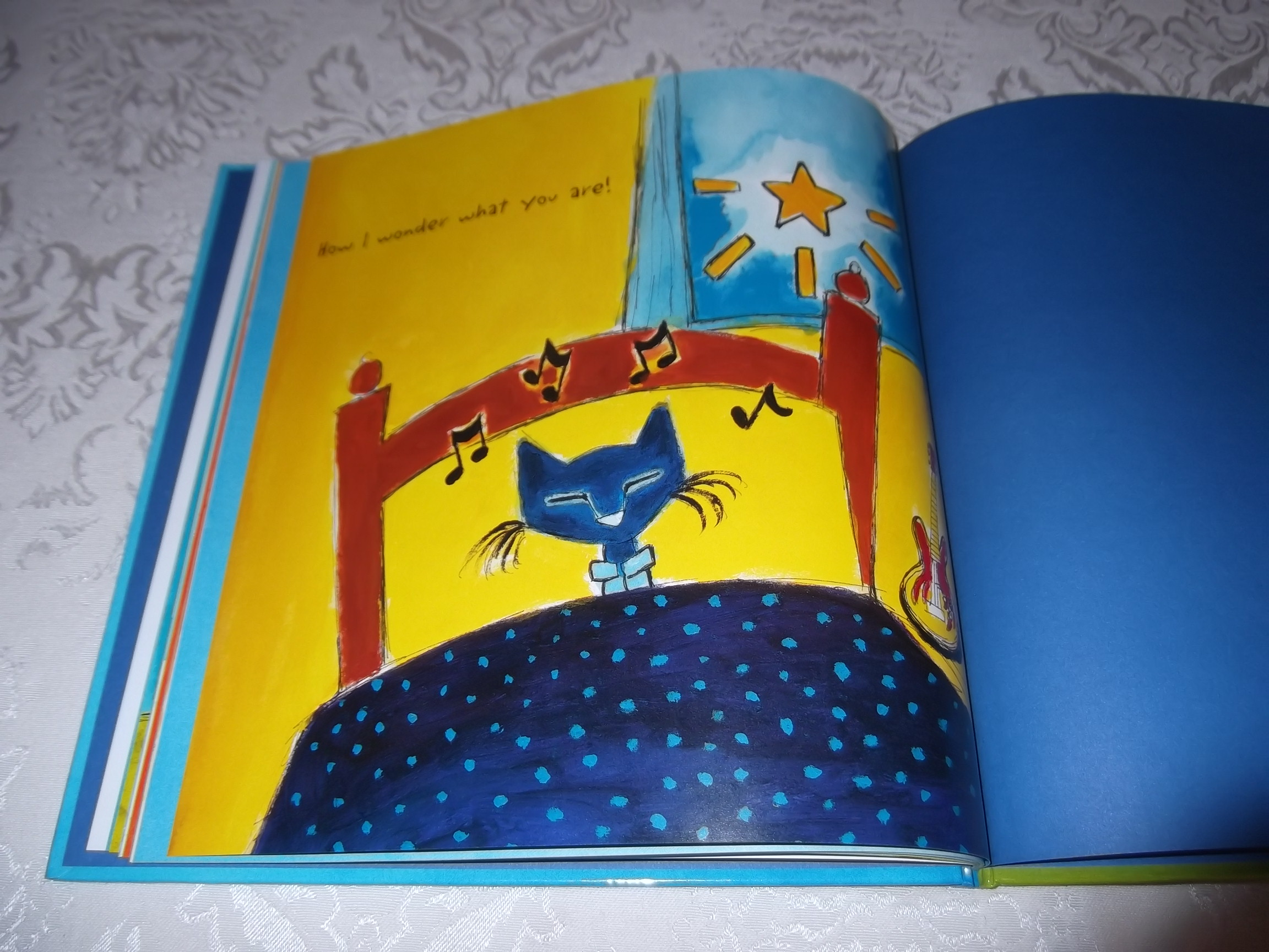 Image 1 of Pete the Cat Twinkle, Twinkle, Little Star James Dean Brand New HC