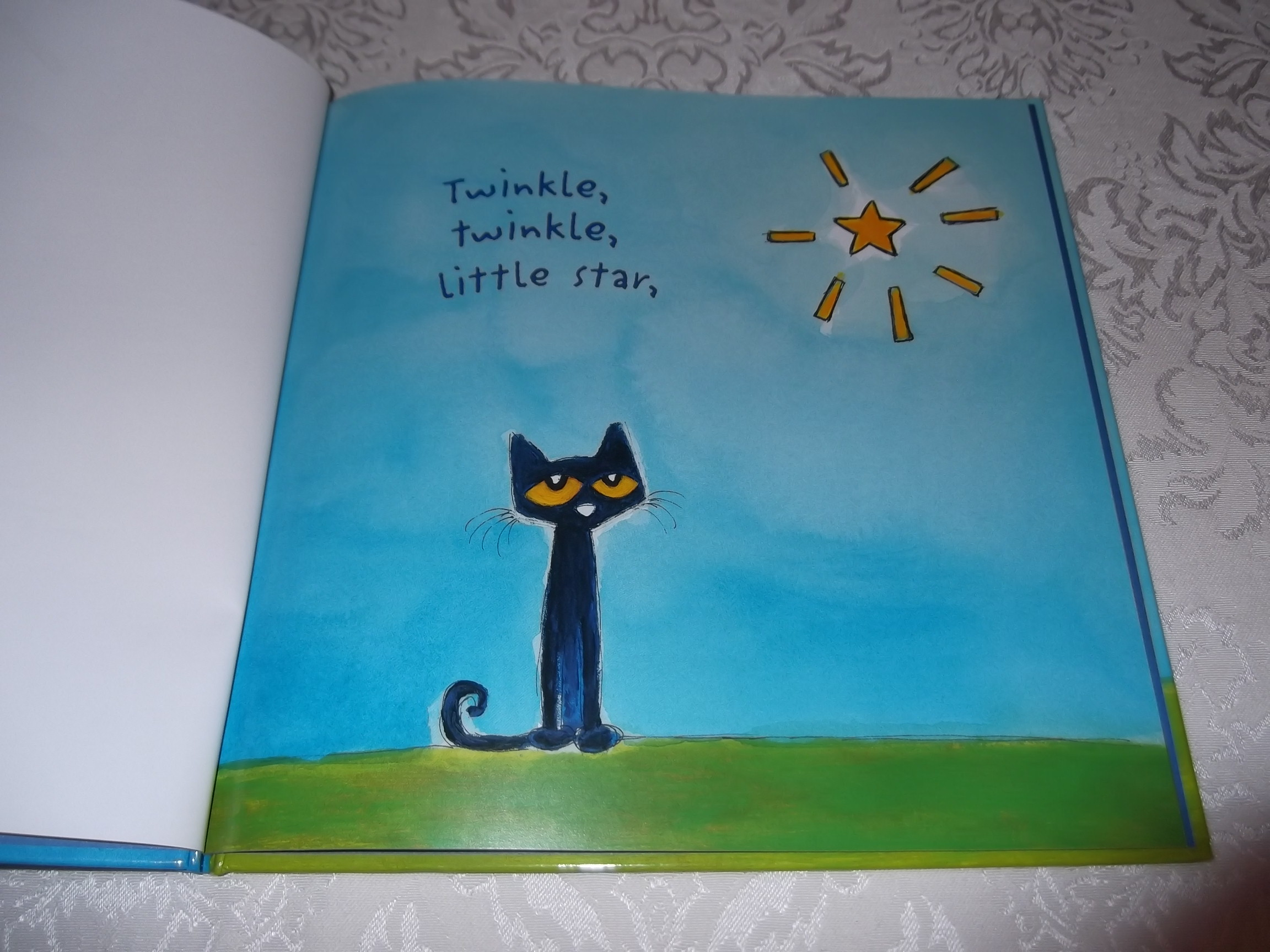 Image 14 of Pete the Cat Twinkle, Twinkle, Little Star James Dean Brand New HC