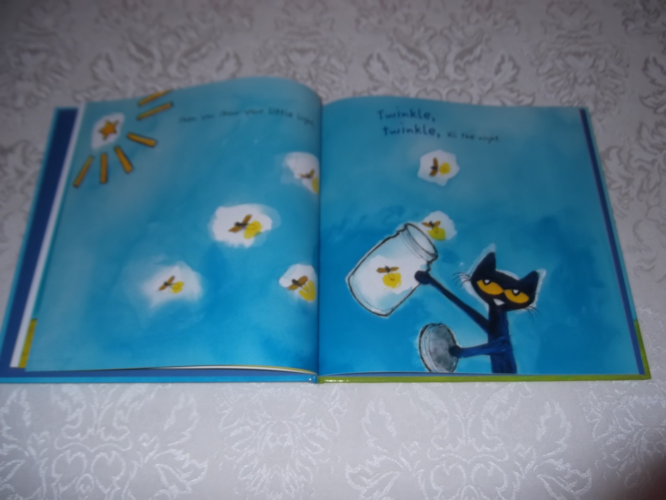 Image 11 of Pete the Cat Twinkle, Twinkle, Little Star James Dean Brand New HC