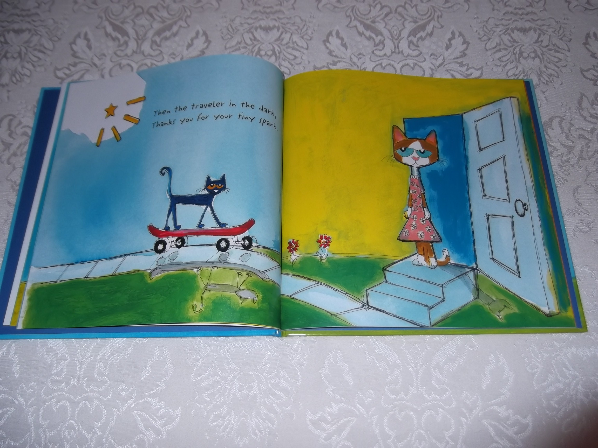 Image 10 of Pete the Cat Twinkle, Twinkle, Little Star James Dean Brand New HC