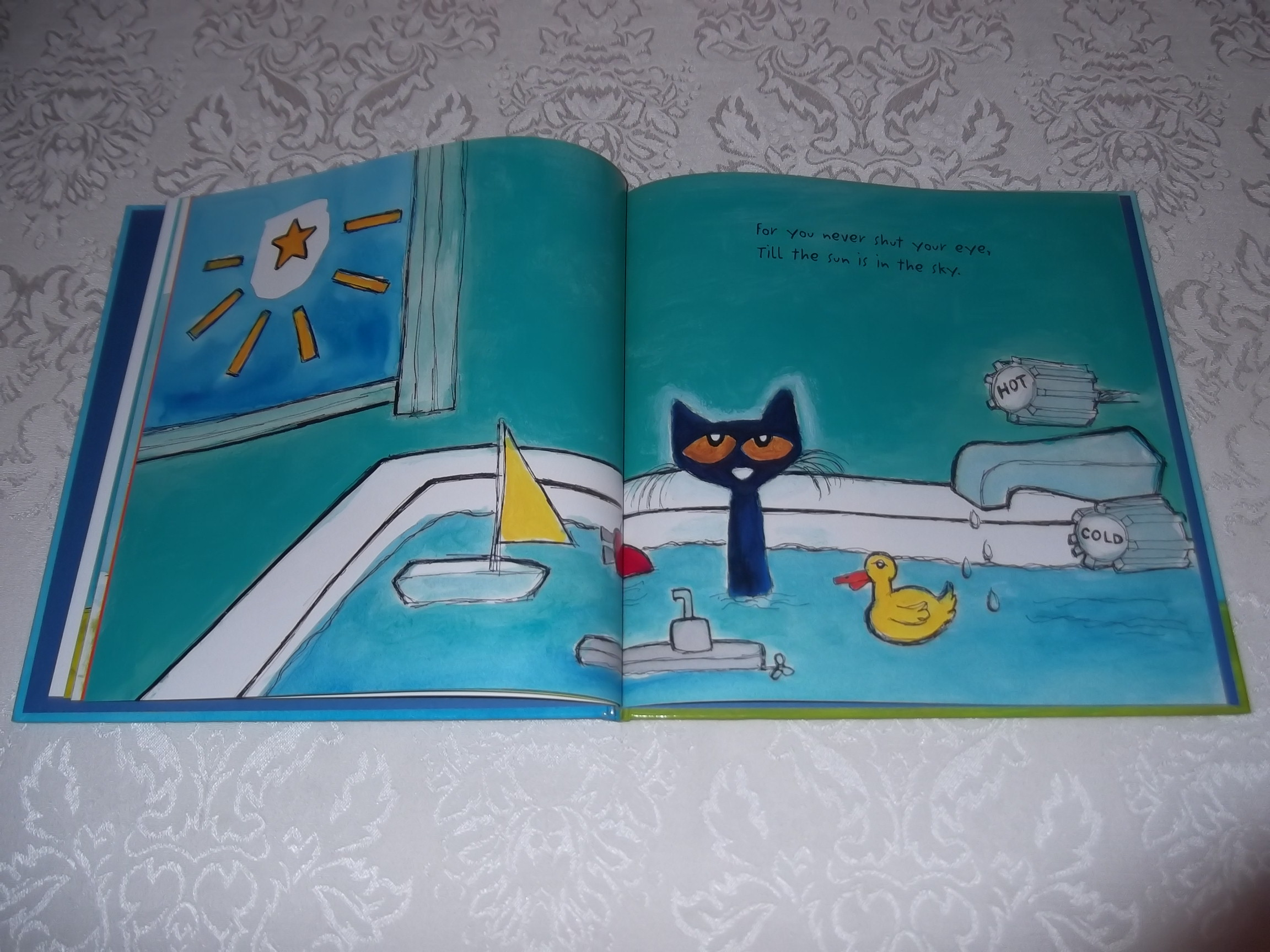 Image 7 of Pete the Cat Twinkle, Twinkle, Little Star James Dean Brand New HC