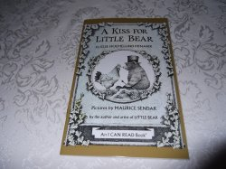 A Kiss For Little Bear Else Holmelund Minarik Maurice Sendak Brand New SC Reader