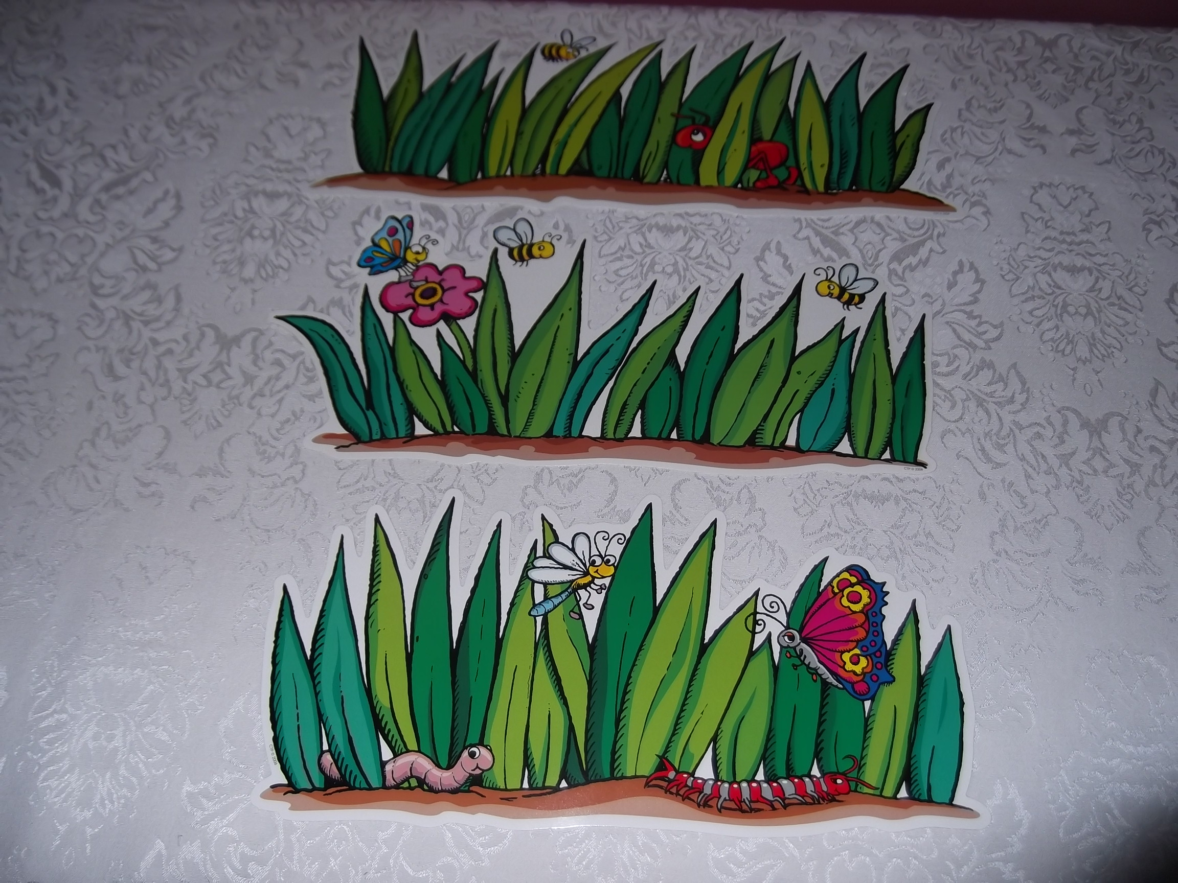 Image 5 of Bulletin Board Set with 24 Pieces