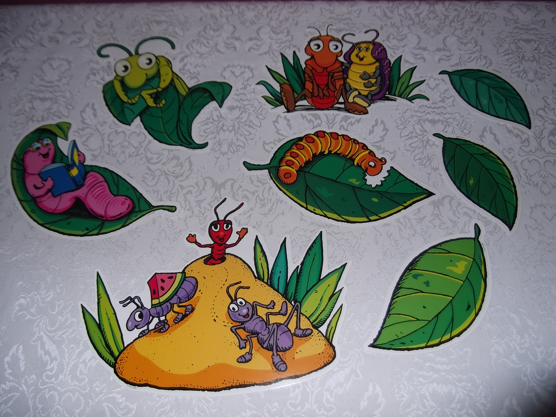 Image 7 of Bulletin Board Set with 24 Pieces