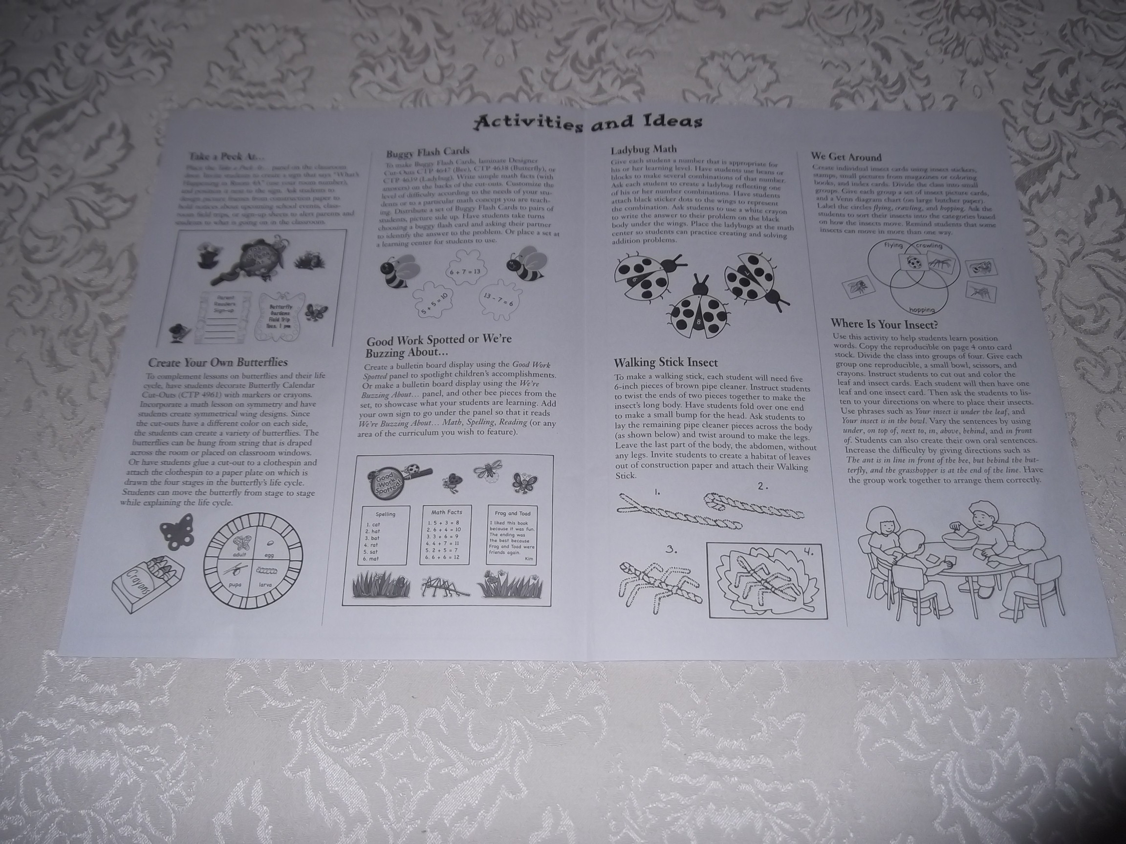 Image 8 of Bulletin Board Set with 24 Pieces