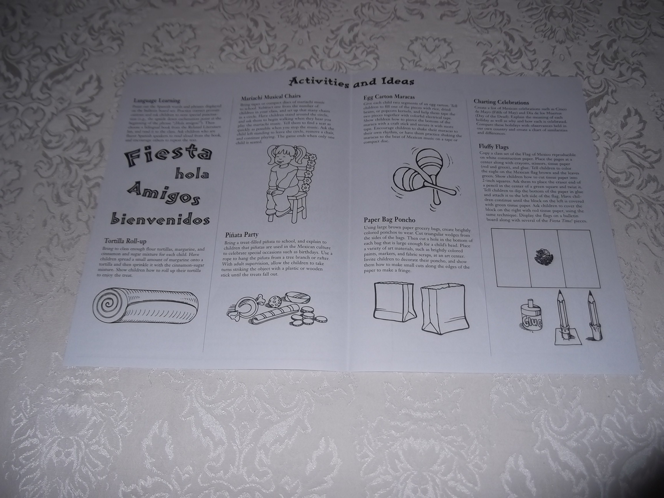 Image 8 of Bulletin Board Set with 20 Pieces