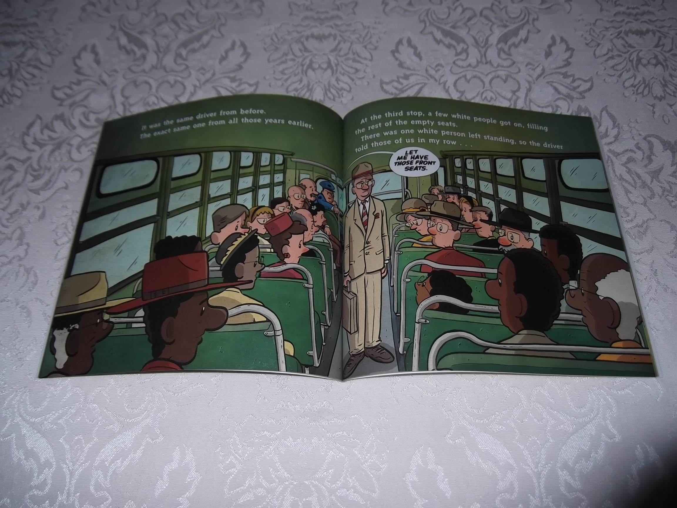 Image 1 of I am Rosa Parks Brad Meltzer Brand New SC Ordinary People Change The World