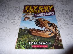 Fly Guy Presents Dinosaurs Tedd Arnold Brand New Softcover