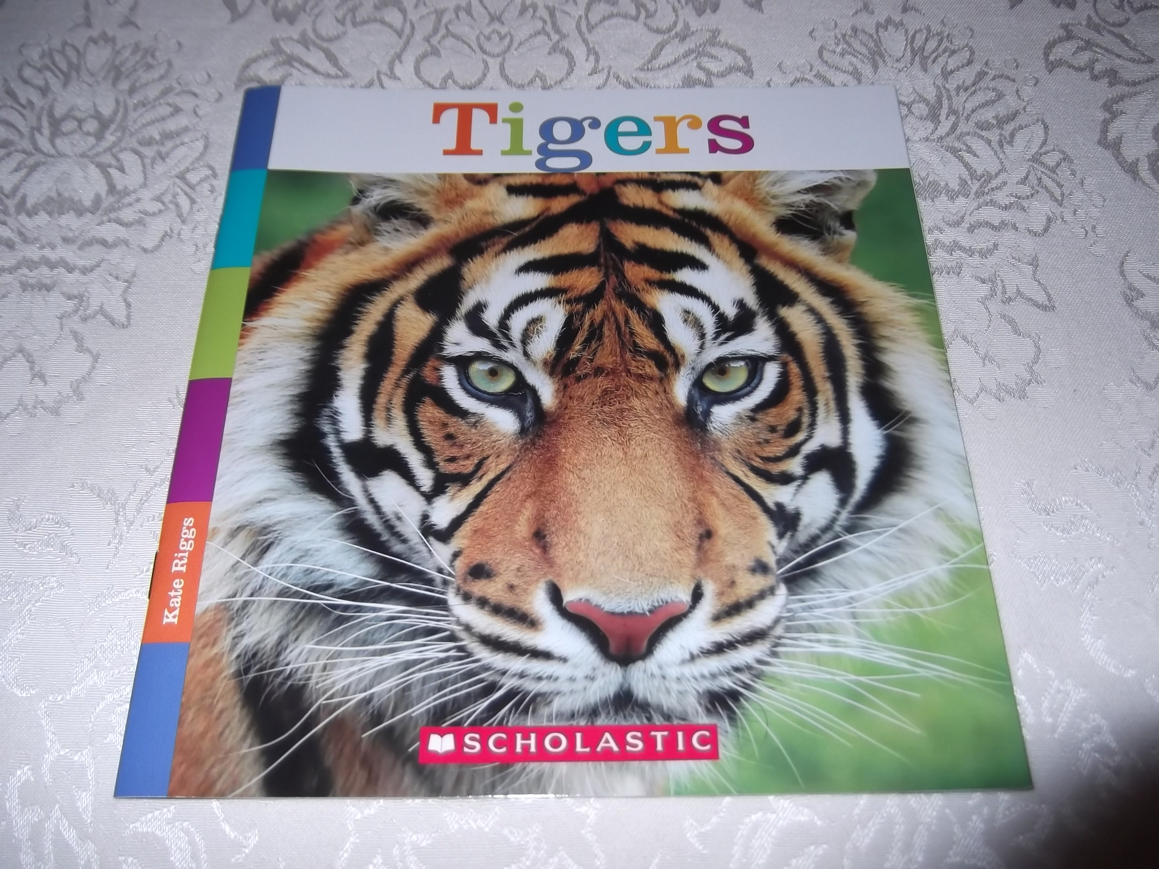 Tigers Kate Riggs brand new softcover
