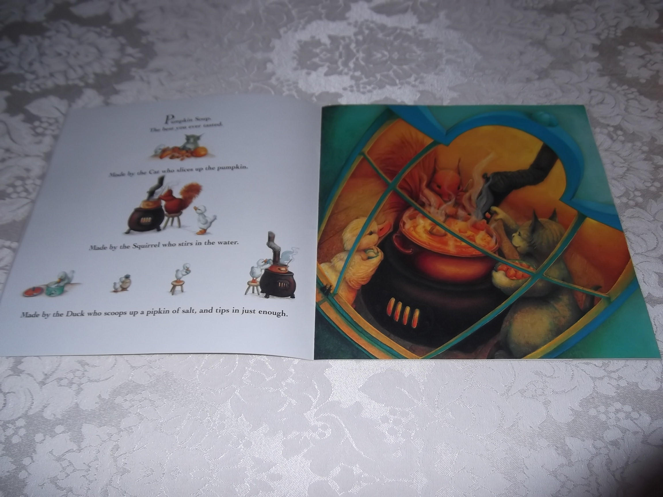 Image 1 of Pumpkin Soup Helen Cooper Brand New Softcover