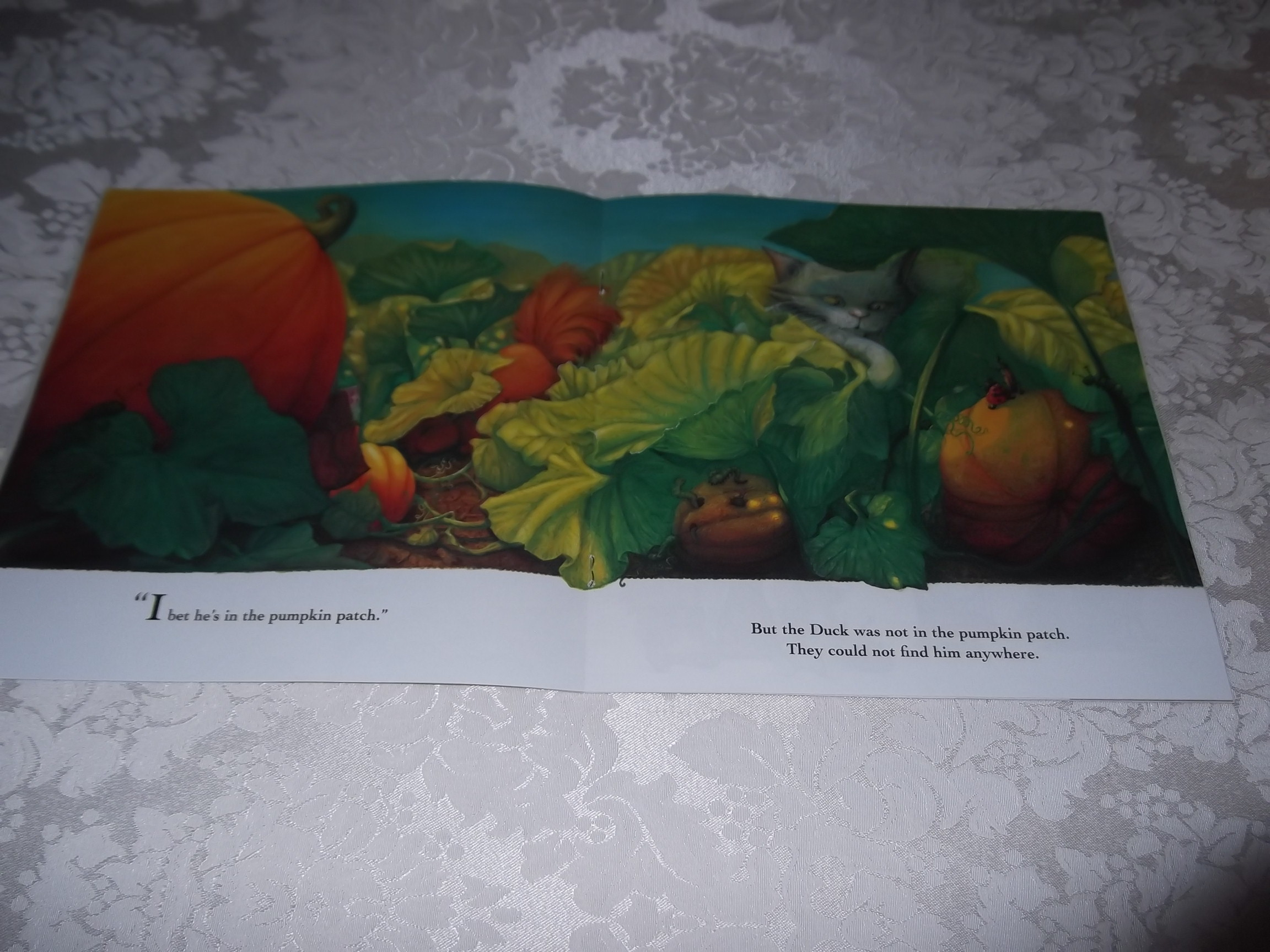 Image 4 of Pumpkin Soup Helen Cooper Brand New Softcover
