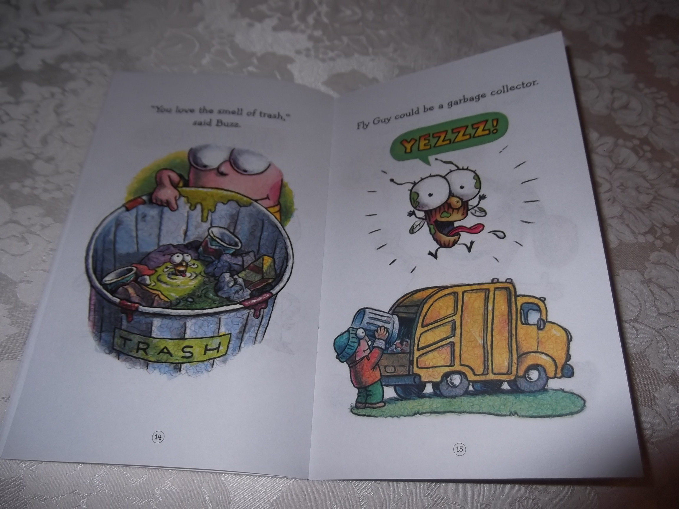 16 Tedd Arnold Fly Guy Huggly Picture Books Readers Lot Children's Teacher
