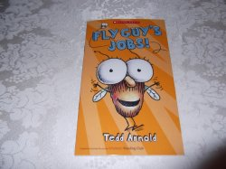Fly Guy's Jobs! Tedd Arnold Brand New Special Edition Reader 16 pages