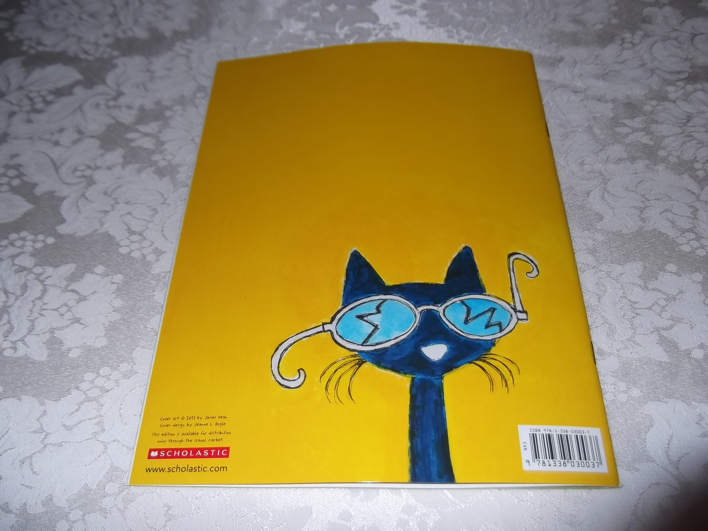 Image 11 of Pete the Cat and His Magic Sunglasses Kimberly and James Dean Brand New SC