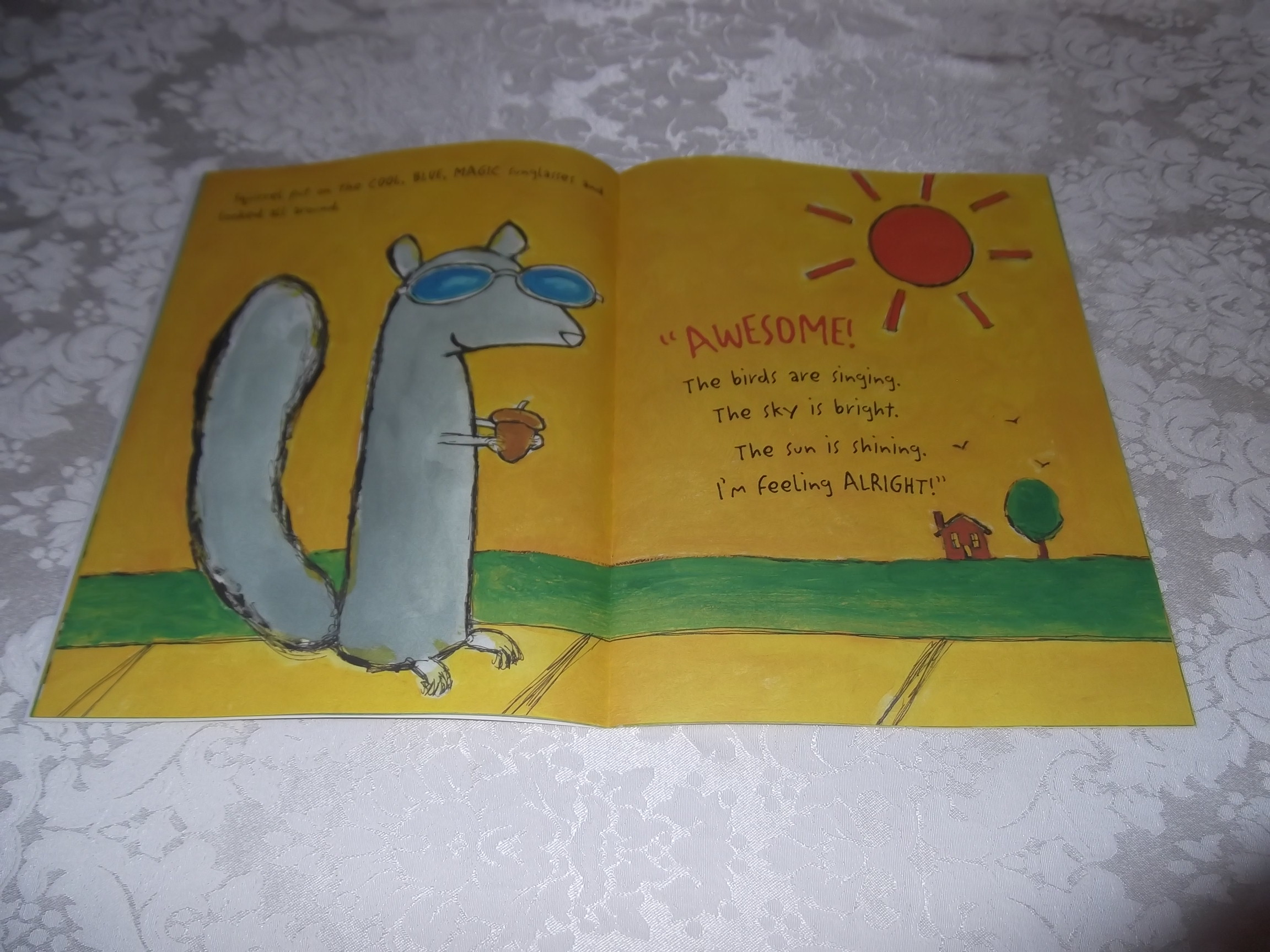 Image 4 of Pete the Cat and His Magic Sunglasses Kimberly and James Dean Brand New SC