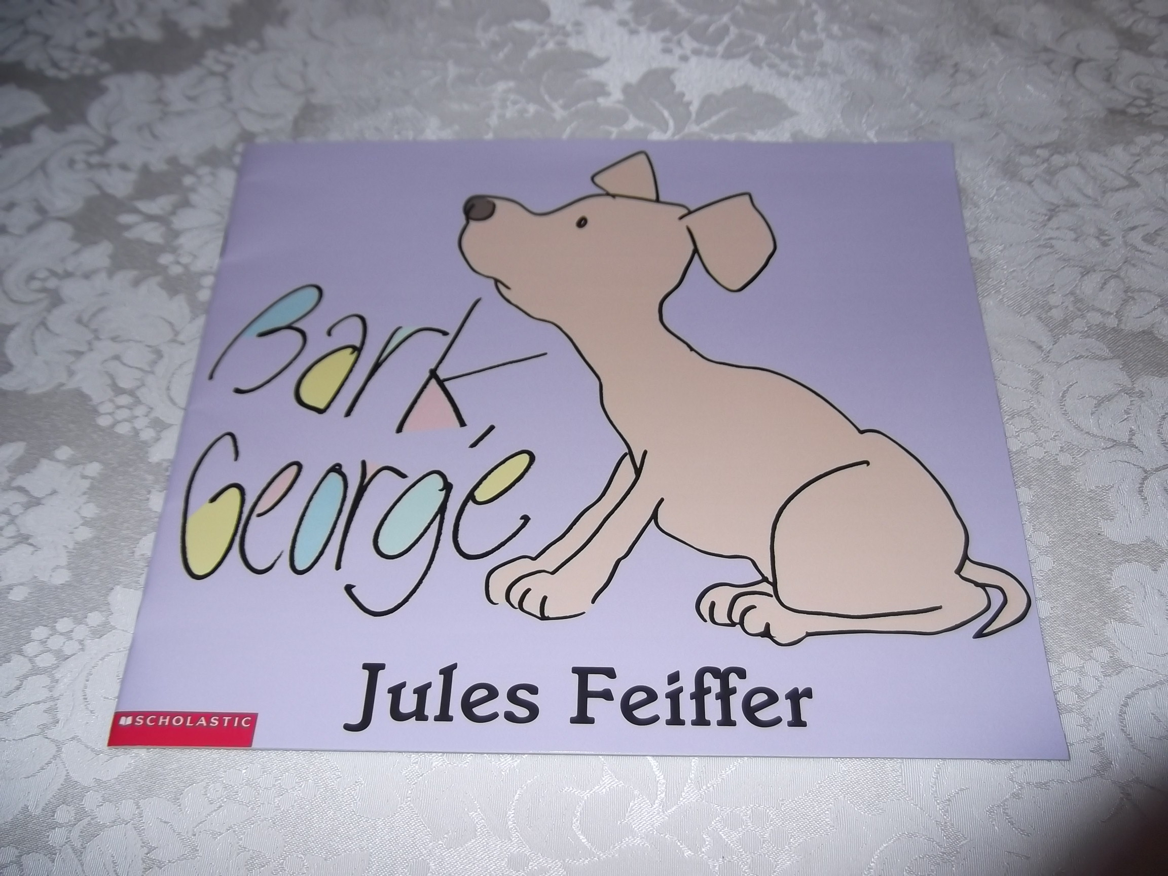 Bark, George Jules Feiffer Brand New Softcover