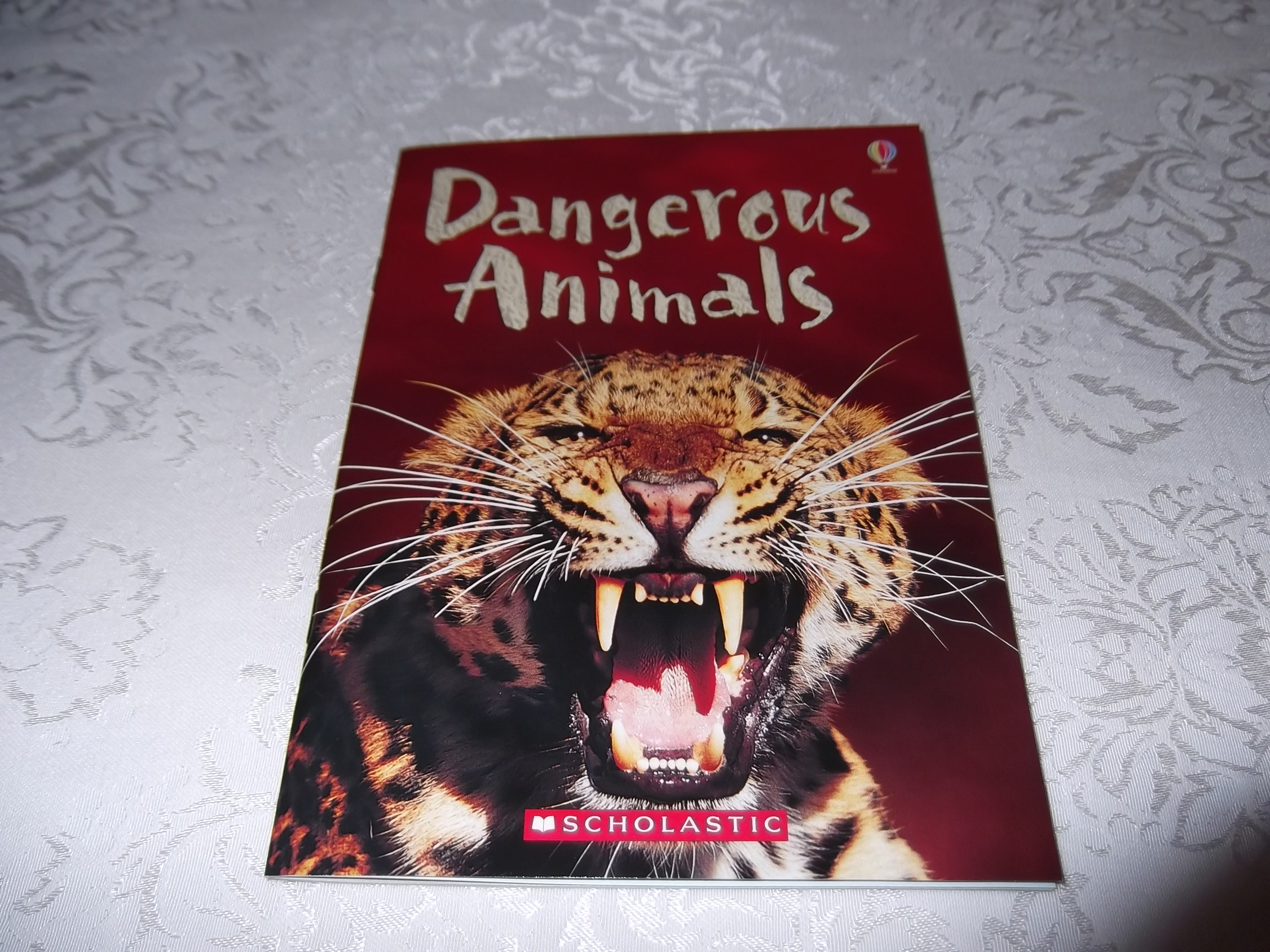Dangerous Animals Rebecca Gilpin Brand New Softcover
